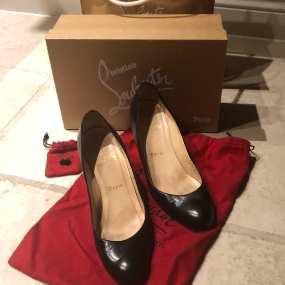 64f027317ee Christian Louboutin Shoes - Authentic Christian Louboutins